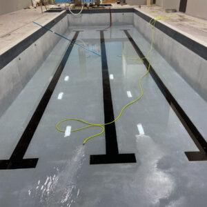 Construction sur mesure de piscines creusée intérieures