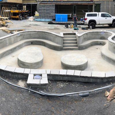 Construction sur mesure de spas et bains tourbillons
